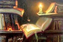 For the Love of Books / happiness is a beloved story