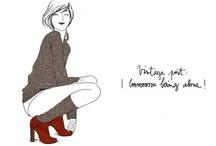 Illustrations & inspirations