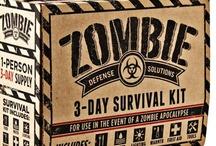 Zombies Zombies EVERYWHERE! / by Stephanie Hernandez