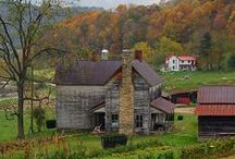 Country Living.... / by Gail Napoliton Wilson