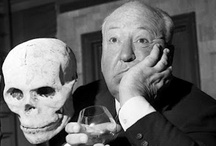 Alfred Hitchcock / by Little Gothic Horrors