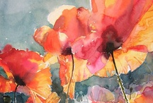 Watercolour / by Lucy Hartman