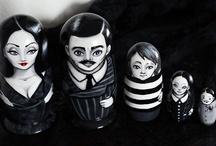 Addams Family: Misc. / by Little Gothic Horrors