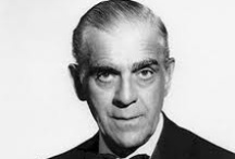 Boris Karloff / by Little Gothic Horrors
