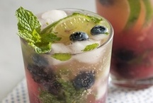 Summer Drinks / summer refreshments for adults and children