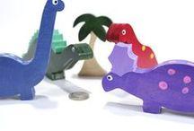 Dinosaur Toys for Boys / Fun dinosaur toys for boys aged 3-12