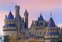 Castles / castle, castles, travel, fortress