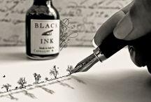 Writer's Life for Me / Inspiration for storytellers