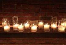 Candles  / by Kara Gutierrez