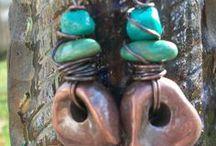 Just earrings / by Lucy Hartman
