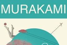 Haruki Murakami / Your home for all things Murakami -- quotes, covers, cats and all! / by Vintage Books Anchor Books
