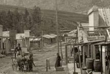 A Bygone Era...Old West / by Gail Napoliton Wilson