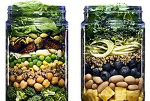 Salads/veggies/fruits