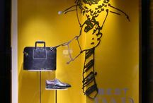 A Display / window and store display, vm, storefronts, commercial interiors/exteriors