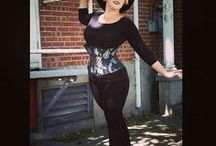 Corset Outfits Of The Day / Inspirations of what to wear with your corsets!