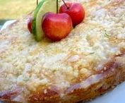Cakes-Fruity:Cherry, Apple, Lime