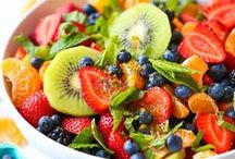 Fruity/ Salads,Pizza