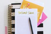 things & ideas / by Kristina Tutt