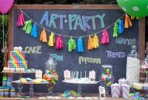 Party Ideas / by Melanie Dewey