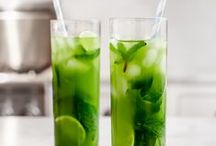 Cocktail Recipes / Drinks we love live here! From pomegranate margaritas, to coconut mojito mocktails and coffee concoctions, here are the best ideas to make at home!