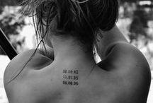 Tattoos <3 / by Renea Hodges