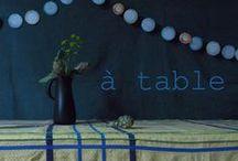 TABLE / by Myriam Balaÿ