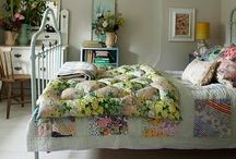 Shabby Chic Bedrooms / Shabby chic and cottage style bedrooms  / by Lorna
