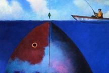 Big Fish / by Jade Weeks