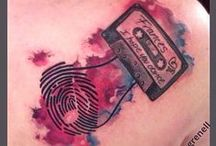 Inked Up / by Rylee Whitford