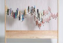 CHAINE & TRAME / weaving