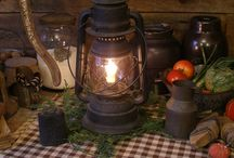 Rustic Style~ / Rustic style Decor and Lighting. / by Mindy Beer~