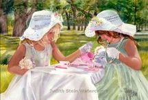 Tea For Two~ / Lovely afternoon.. / by Karen Liana Carney