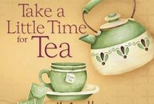 Teapots~ / Cozy up.. / by Karen Liana Carney