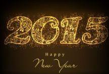 Happy New Year~ / by Karen Liana Carney
