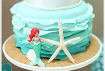 """Party - sous et sur l'océan / un anniversaire """"marin"""""""
