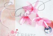 DiY - en papier / bricoles et bricolages en papier