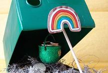 St Patricks Day Crafts and Activities / The most fun things for St Patricks Day with crafts, activities, recipes, decorations, DIYs, sensory play and printables.
