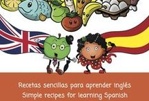 Cooking with Languages / Help us create language loving superheroes! Can you help us bring our project to life? Help us give the gift of languages to more children. These are my bilingual children, wanting to excite others to learn languages in a fun way  ... food involved ;-)  http://bit.ly/makingsuperheroes