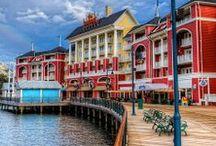 Disney Resorts / by Jenny Stow