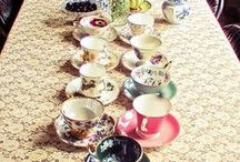 Tea and Such / by Jenny Stow