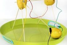 STEM for kids / Fun science, technology, engineering and maths ideas that kids will love!