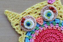 crochet barbante
