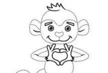 Uzupełnianki / Połącz ze sobą kropki tak aby powstał obrazek. Mnóstwo uzupełnianek o przeróżnej tematyce dla dzieci.