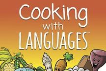 Crowdfunding / Kickstarter for Kids Books : Cooking With Languages / Ideas and research to enable me to prepare a funding campaign for our bilingual activity cookbooks and other language learning materials.