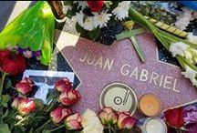 The first 48 hours after Juan Gabriel's death / From makeshift memorials to artistic tributes and newspaper covers, the world mourns the legendary singer-composer and Mexican queer icon Juan Gabriel.