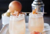 Glass Half Full Style / alcohol; cocktails / by Brenda Wegner