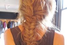 hair / by Molly O'Brien