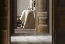 Inspired interiors / Where architecture and decoration are at a perfect balance.