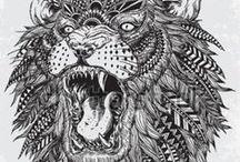 Tattoos / by Geena Mott