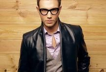 Geek Chic Guys / Smart and technologically obsessed, and stylish at the same time.